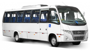 Micro-ônibus Volare (2 veículos)